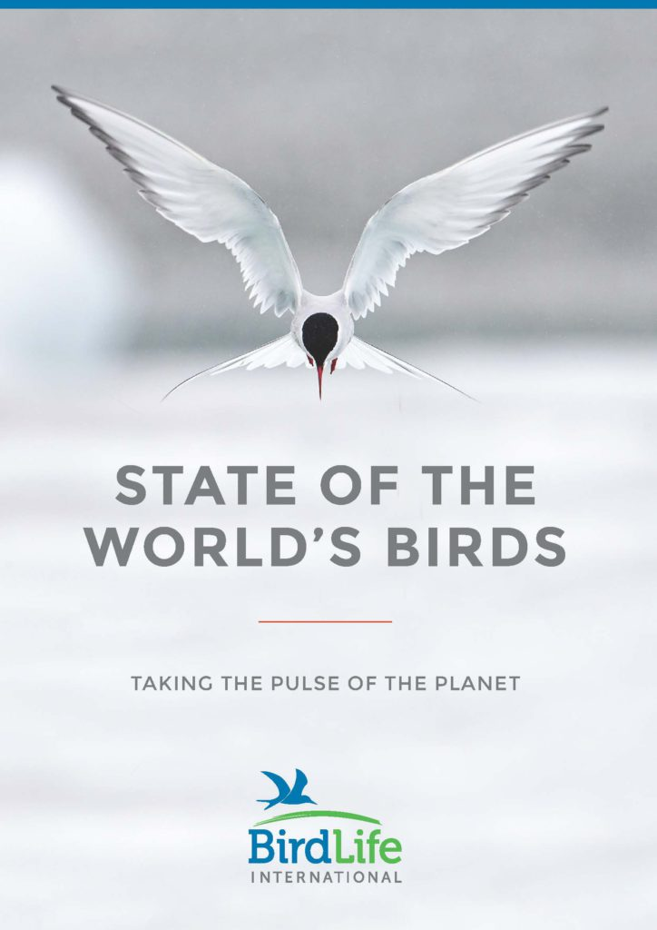 State of the World's Birds 201 report BirdLife International 1
