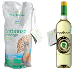 Productos Red Natura 2000
